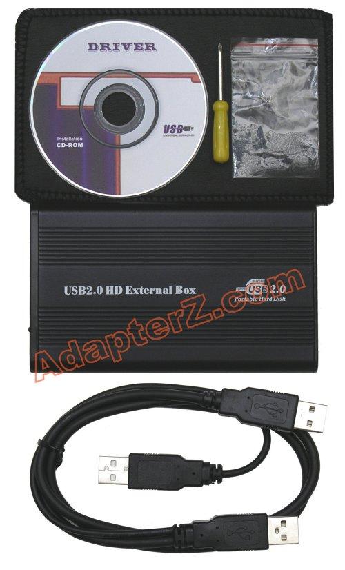 KKJACK USB 2.0 External CD//DVD Drive for Compaq presario cq40-420tx